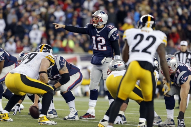 New England Patriots QB, Tom Brady