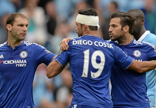 Frustrated Chelsea losing 3-0
