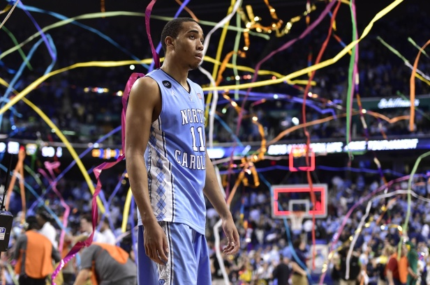 UNC Senior Forward, Brice Johnson.