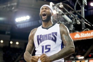 Sacramento Kings Center, Demarcus Cousins.