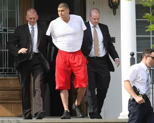 Hernandez Arrest